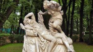 Психея и Амур в Летнем саду