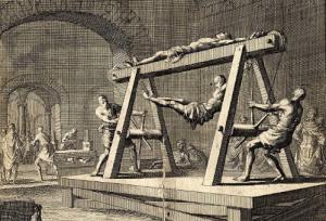 гравюра ХVII век