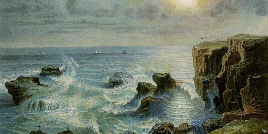 Море слез